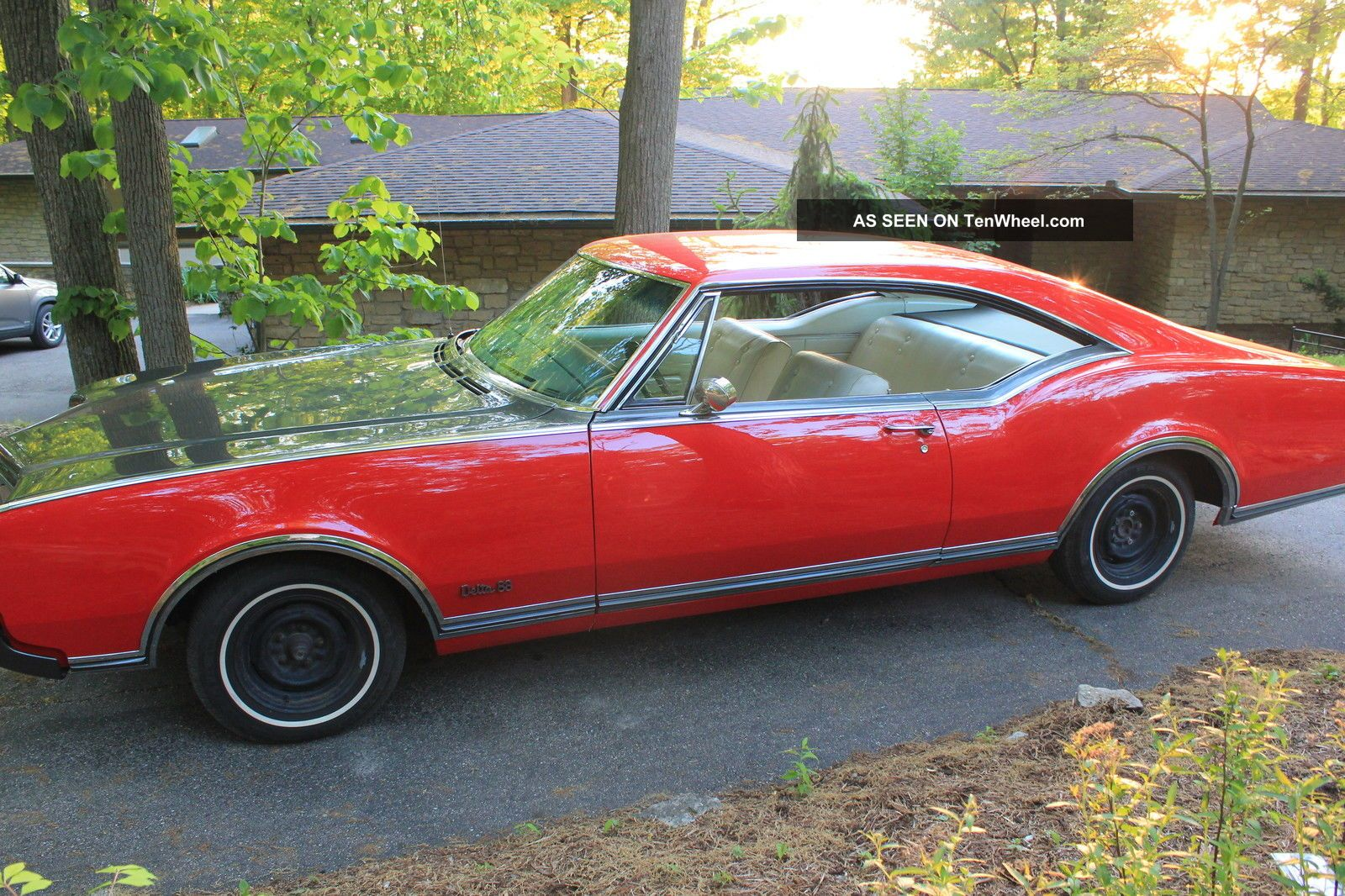 1968 Oldsmobile Delta 88 7.  5l Eighty-Eight photo
