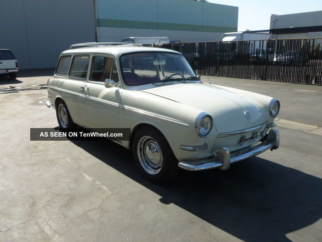 1965 Volkswagen Type Iii Type III photo