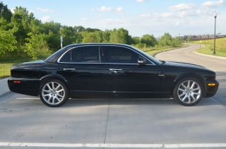 2008 Jaguar Xj8 Base Sedan 4 - Door 4.  2l photo