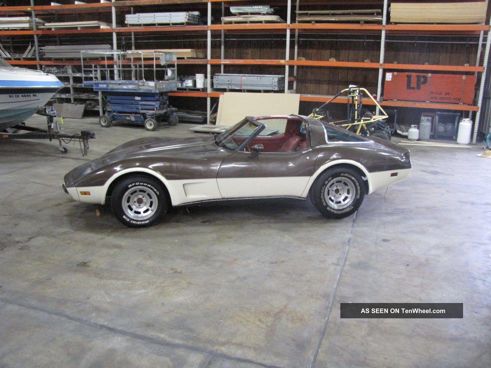 1978 Silver Anniversary Edition Corvette Corvette photo