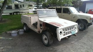 1971 Ford Bronco photo