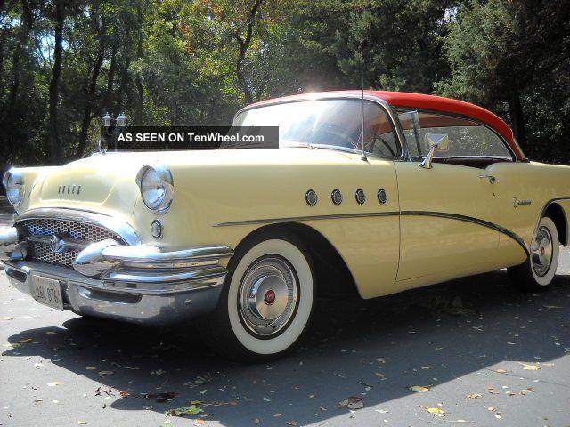 1955 Buick Century Series 60 Antique Classic Unrestored Origional Century photo