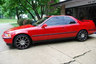 1991 Acura Legend L Coupe photo