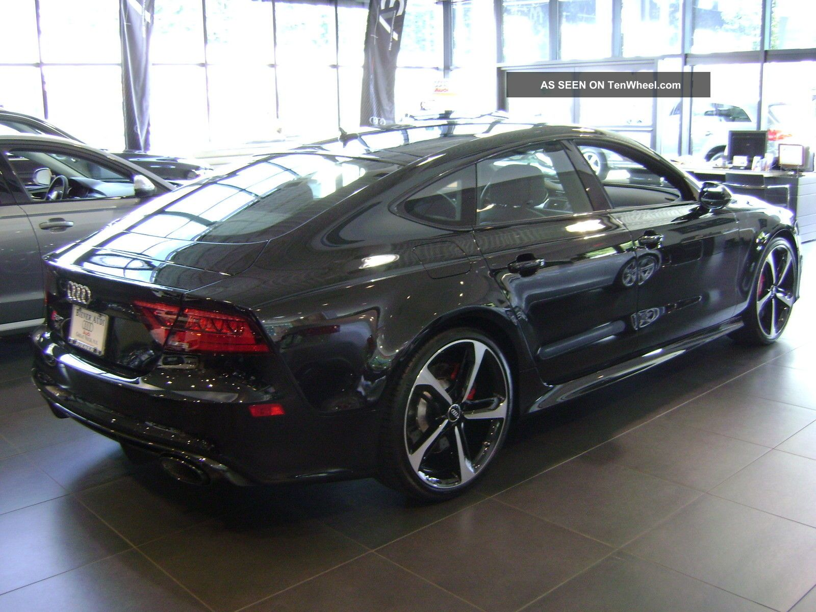Audi Rs Panther Black Exclusive Black Interior Rs Lgw