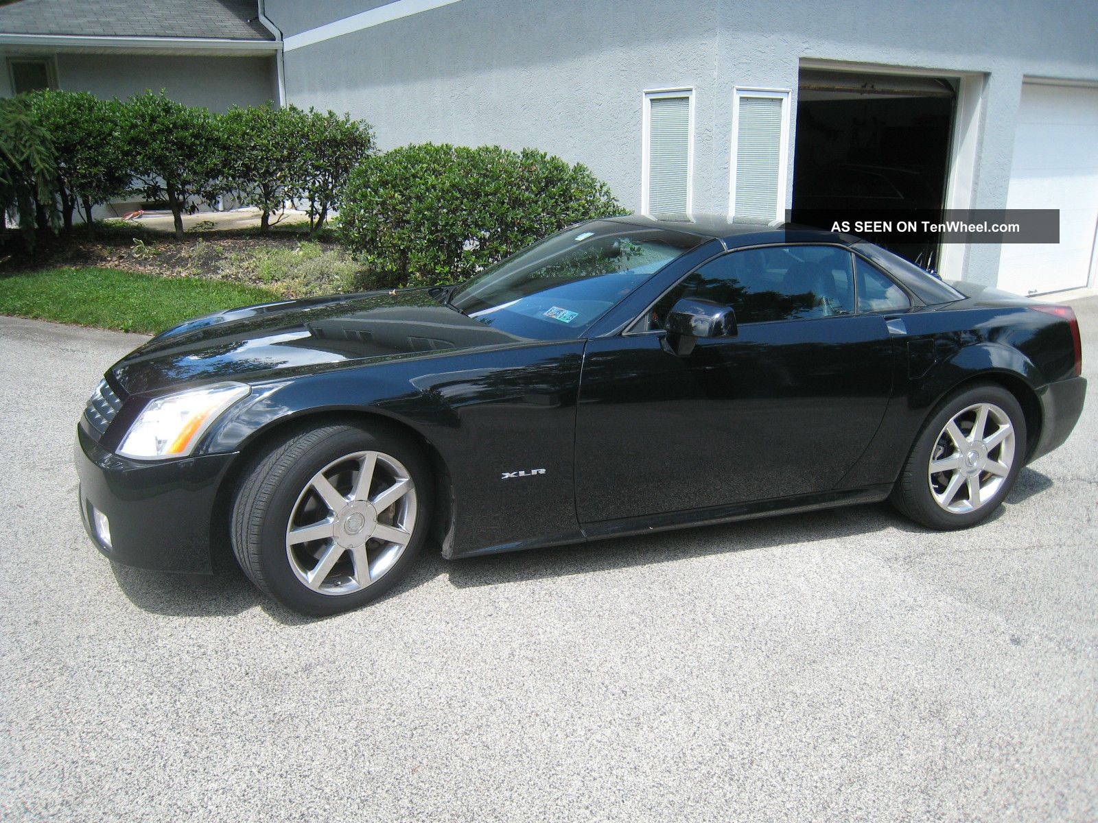 2008 Cadillac Xlr Black 2 - Door Coup Convertable XLR photo