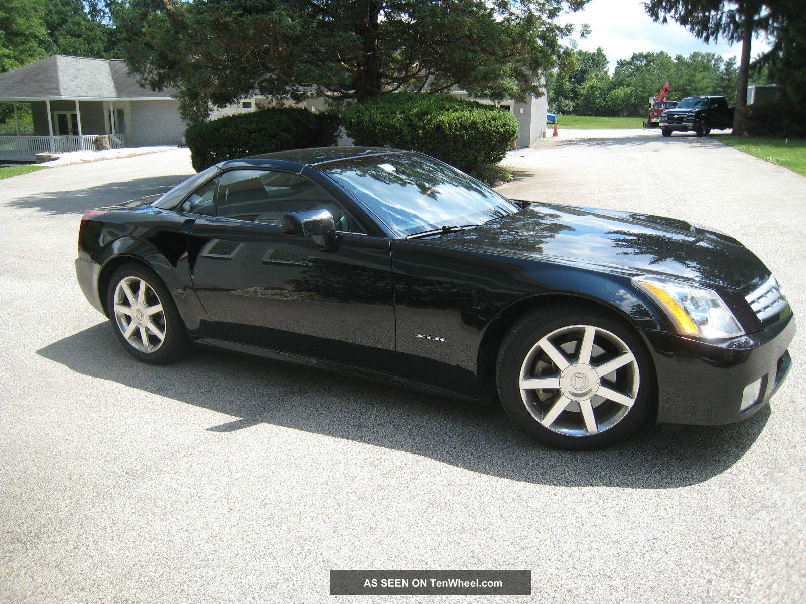 2005 Cadillac Xlr Owners Workshop Service Repair
