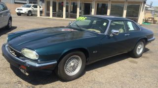 1992 Jaguar Xjs Base Coupe 2 - Door 5.  3l photo
