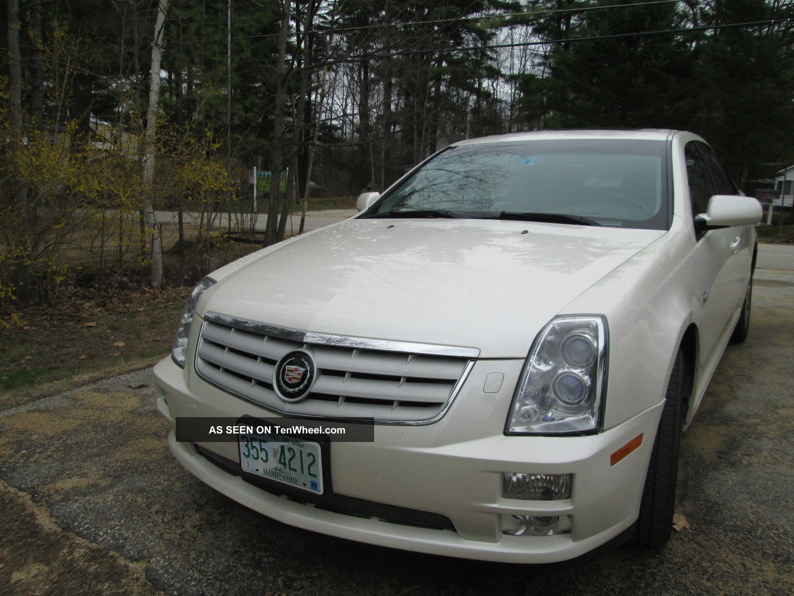 2007 Cadillac Sts V8 Northstar STS photo