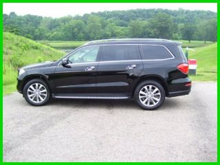 2013 Gl450 4matic® Turbo 4.  7l V8 32v Automatic 4matic® Suv Premium photo