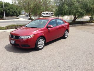 2010 Kia Forte Ex 4 Door photo