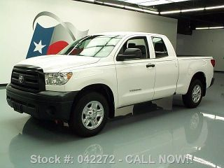 2012 Toyota Tundra Double Cab Auto 6 - Pass Bedliner 28k Texas Direct Auto photo