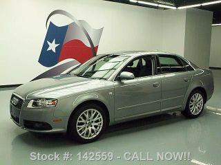 2008 Audi A4 2.  0t Turbocharged Auto 58k Texas Direct Auto photo