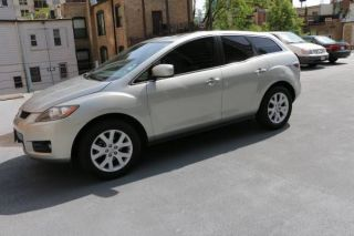 2007 Mazda Cx - 7 Fwd Grand Touring Sport Utility photo