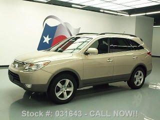 2008 Hyundai Veracruz Ltd 7pass Htd 54k Texas Direct Auto photo