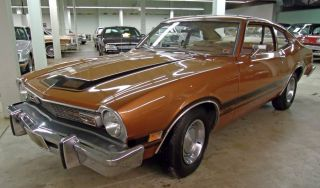 1974 Ford Maverick 2 Door Sedan - Grabber photo