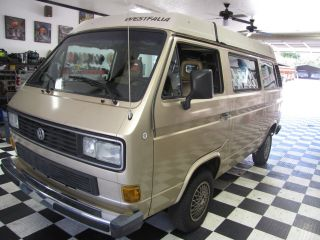 1986 Volkswagon Vanagon,  Wolfsburg Edition,  Westfalia photo