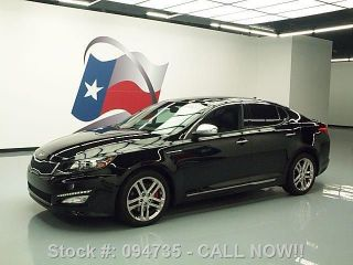 2013 Kia Optima Sxl Turbo Pano 24k Texas Direct Auto photo