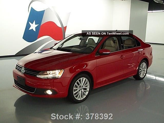 2013 volkswagen jetta tdi prem diesel 45k texas direct auto. Black Bedroom Furniture Sets. Home Design Ideas