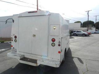 2002 Chevrolet Express 3500 Base Cutaway Van 2 - Door 5.  7l photo