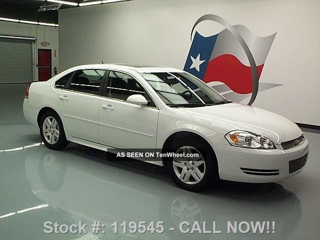 2014 chevrolet impala lt limited 3 6l v6 1 owner 5k mi. Black Bedroom Furniture Sets. Home Design Ideas