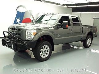 2012 Ford F - 350 Lariat Crew 4x4 Diesel 62k Texas Direct Auto photo