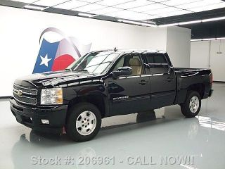 2013 Chevy Silverado Ltz Crew 12k Texas Direct Auto photo