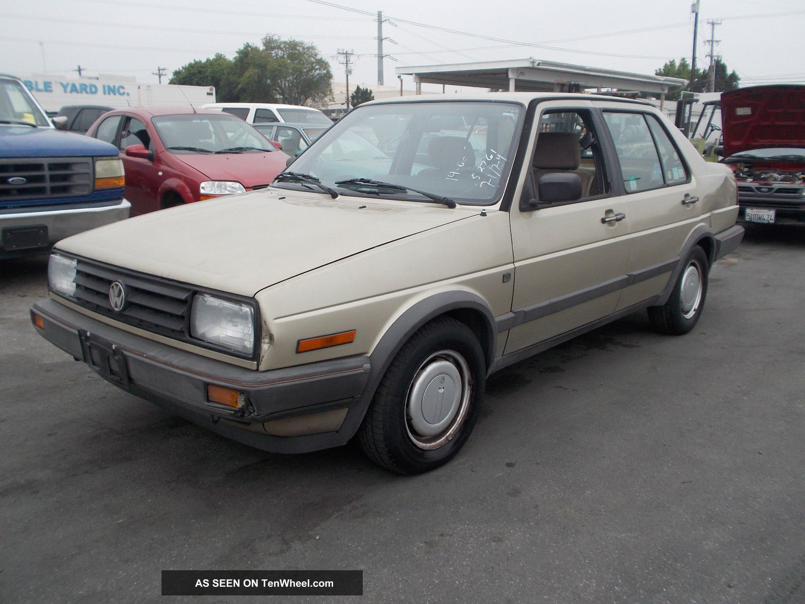 1989 Volkswagen Jetta Jetta photo