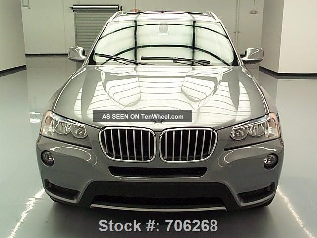 2011 bmw x3 xdrive28i awd sport pano roof texas direct auto. Black Bedroom Furniture Sets. Home Design Ideas