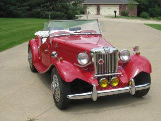 1952 Mg Td Replica (exceptional Condition) photo