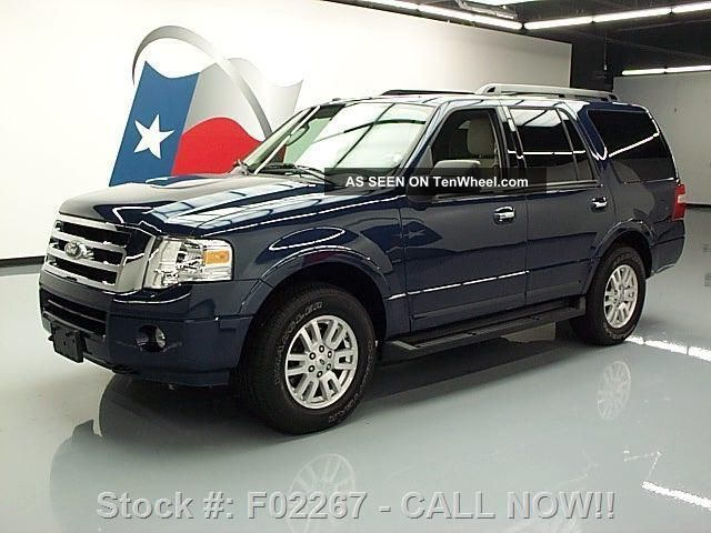 2014 Ford Expedition 4x4 8passenger 15k Texas Direct Auto Expedition photo
