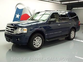 2014 Ford Expedition 4x4 8passenger 15k Texas Direct Auto photo