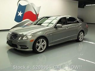 2012 Mercedes - Benz E350 Sport P1 Dvd 63k Mi Texas Direct Auto photo