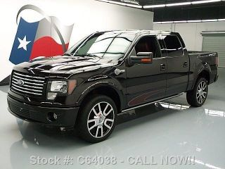 2010 Ford F - 150 Harley - Davidson Crew Awd 22 ' S 43k Texas Direct Auto photo
