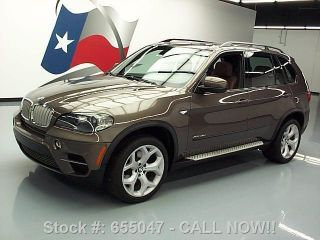 2011 Bmw X5 Xdrive 35d Awd Diesel Pano 20 ' S 44k Texas Direct Auto photo