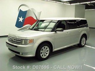 2011 Ford Flex Se 6 - Pass Cruise Ctrl Third Row Only 32k Texas Direct Auto photo