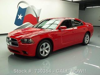 2013 Dodge Charger R / T Plus Hemi Spoiler 10k Mi Texas Direct Auto photo