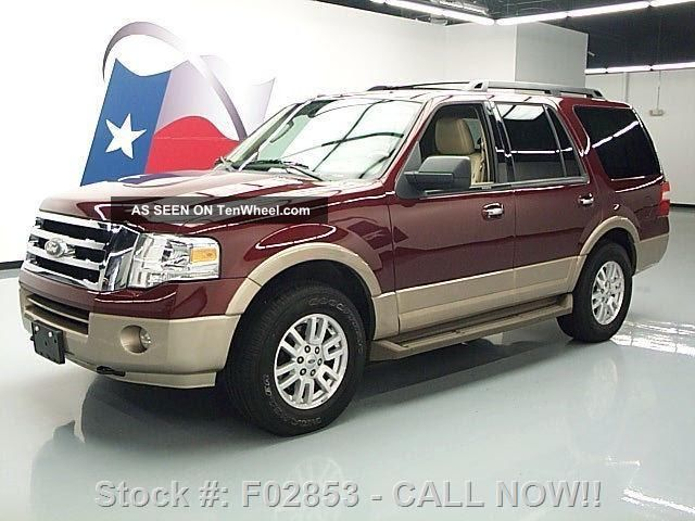 2013 Ford Expedition 4x4 8 - Pass 45k Mi Texas Direct Auto Expedition photo