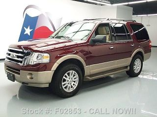 2013 Ford Expedition 4x4 8 - Pass 45k Mi Texas Direct Auto photo