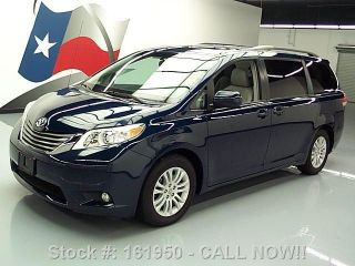 2011 Toyota Sienna Xle 8 - Pass Dvd 58k Texas Direct Auto photo