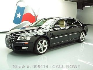 2010 Audi A8 L Quattro Awd 42k Mi Texas Direct Auto photo