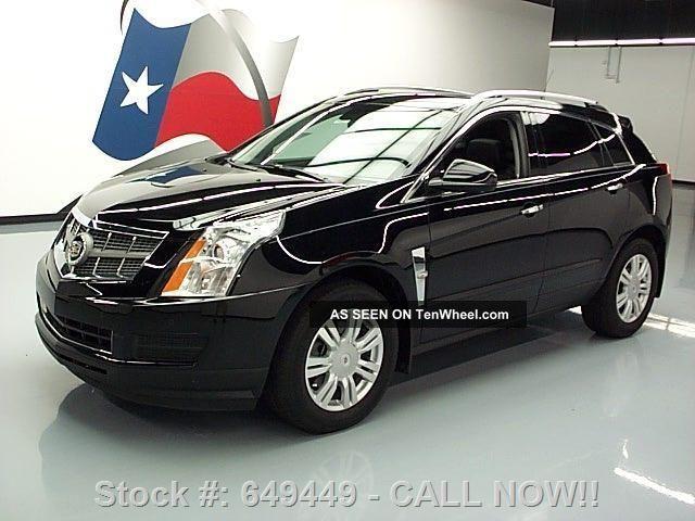 2011 Cadillac Srx Luxury Htd Pano 25k Texas Direct Auto SRX photo