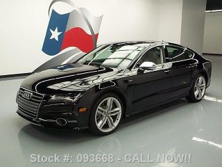 2013 Audi S7 Quattro Prestige Awd Bi - Turbo Texas Direct Auto photo