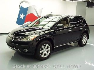 2007 Nissan Murano Se Awd 36k Texas Direct Auto photo