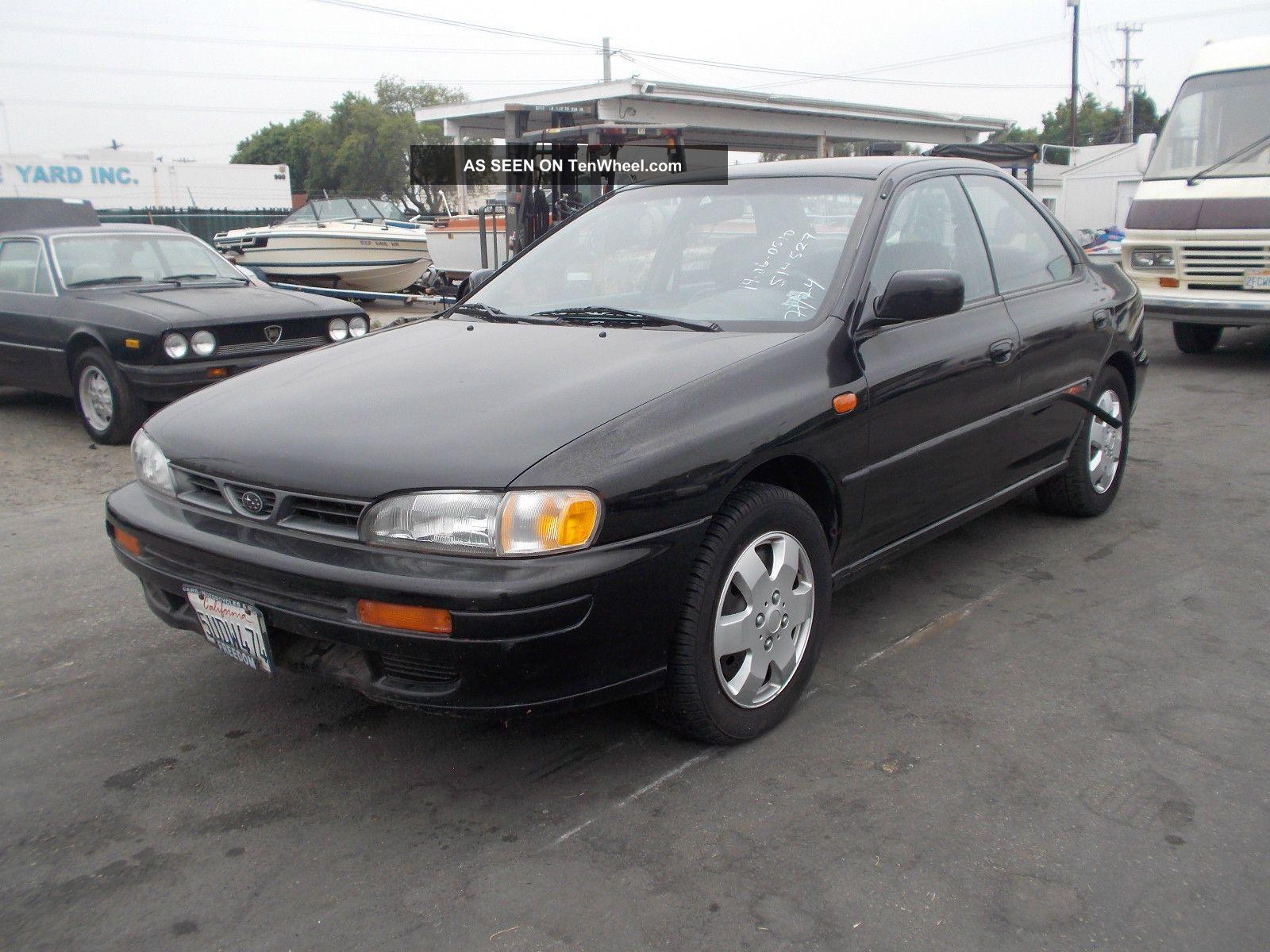 1995 Subaru Other photo