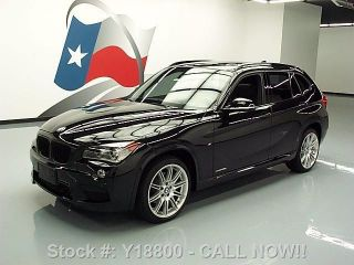 2014 Bmw X1 Xdrive28i Awd M - Sport Ultimate Pkg 7k Texas Direct Auto photo