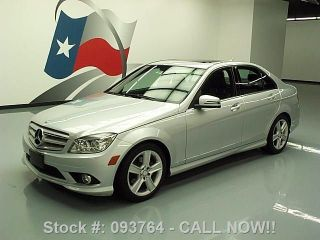 2010 Mercedes - Benz C300 Sport P1 Htd Seats 66k Texas Direct Auto photo