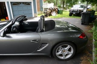 2011 Porsche Boxster Base Convertible 2 - Door 2.  9l photo