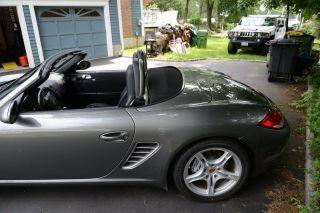 2011 Porsche Boxster Base Convertible 2 - Door 2.  9l photo
