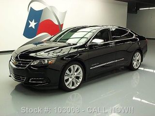 2014 Chevy Impala Ltz Pano Only 9k Texas Direct Auto photo