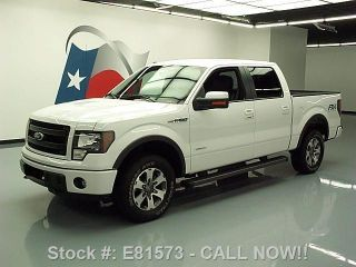 2013 Ford F - 150 Fx4 Supercrew Ecoboost 4x4 21k Texas Direct Auto photo
